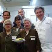 Longpont-sur-Orge : Michel Roth est en cuisine au château de Villebouzin - Le Républicain