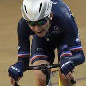 Benjamin Thomas disputait la semaine dernière les championnats du monde en Bleu