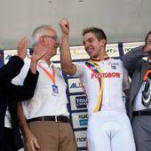 Cyclisme - L'arrivée du Tour de l'avenir en images