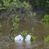 Inondations : des évacuations et des routes barrées