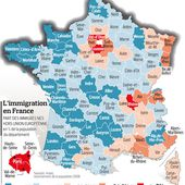 France: 12 millions d'immigrés et d'enfants d'immigrés
