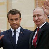 Emmanuel Macron ou la confirmation que l'habit ne fait pas le moine. -- Daniel VANHOVE