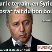 Victorieuse Syrie -- Bruno GUIGUE