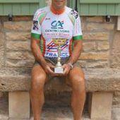 Patrick Taupin en champion