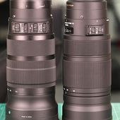 Sigma 120-300 f/2.8 Part II: Comparative Anatomy