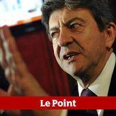 """Mélenchon ironise sur le """"miracle sondagier"""" qui favorise Hollande"""