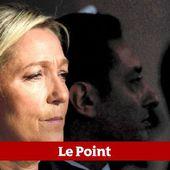 """""""Charlie Hebdo"""" : Marine Le Pen pour un référendum sur la peine de mort"""