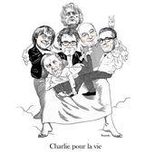 """""""Charlie Hebdo"""" : des dessins, pour l'hommage"""