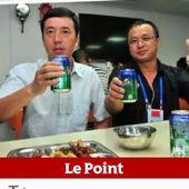 Les soldats chinois et les cornichons