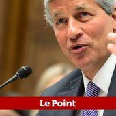 Le patron de JP Morgan esquisse la prochaine crise financière