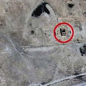 Syrie : la destruction d'un temple confirmée par des images satellites