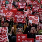 Corée du Sud : les manifestations contre la présidente continuent