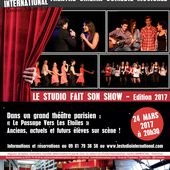 Le pot commun.fr : Le STUDIO fait son show ! Edition 2017