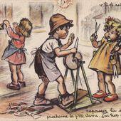 les enfants d'aujourd'hui... moins autonomes que ceux d'hier ?