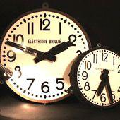 Horloges ELECTRIQUE BRILLIE