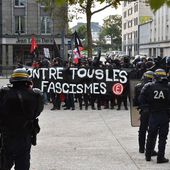 "Brest. Les ""antifascistes"" face aux opposants de l'""islamisation"""