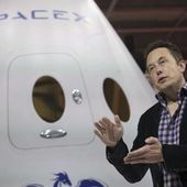 Elon Musk's SpaceX gets US Air Force contract to launch a GPS satellite