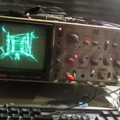 Quake on an oscilloscope: A technical report