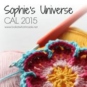 Sophie's Universe CAL 2015 - Look At What I Made