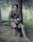 Eastern American Woodland Indian and Frontier Art by David Wright