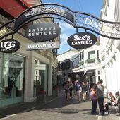 The Grove, LE temple du shopping de Los Angeles