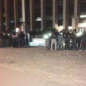 Lyon : une centaine de policiers en colère ont manifesté cette nuit