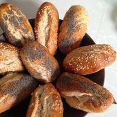 Petits pains Alsaciens ou Mauricettes - Blog pro allaitement maternel et maternage