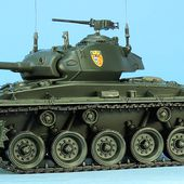 Master Fighter char leger M24 Chaffee