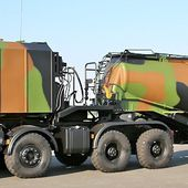 Master Fighter Camion citerne Scania CaRaPACE SEA