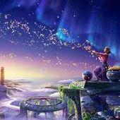 La Fréquence Vibratoire de la Pensée : Messager Spirituel