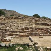 The Minoan Palace of Zakros