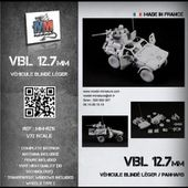 VBL Panhard (12.7mm version) - Model-Miniature