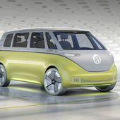 Volkswagen I.D. Buzz: Un Combi vintage et électrique