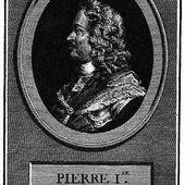 Pierre Le Grand à Paris en 1717