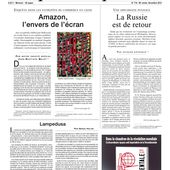 Amazon, l'envers de l'écran