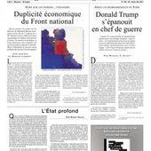 Résultats de la recherche - Le Monde diplomatique