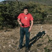 Photos of the dangerous DIY search for the 43 Mexican students who disappeared a year ago