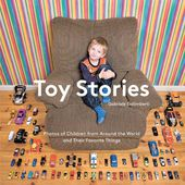 Adorable photos of children around the world with their toys