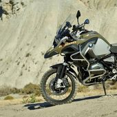 BMW R 1200 GS ADVENTURE 2015 - Fiche moto