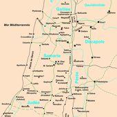 La Palestine au temps de Jsus