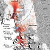NASA-UCI Study Indicates Loss of West Antarctic Glaciers Appears Unstoppable