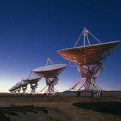 Mysterious cosmic radio blasts traced to surprising source