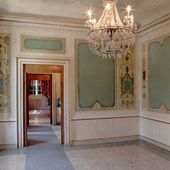 Palais royal de Venise : restauration du mobilier de l'appartement de Sissi