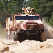 Le véhicule blindé Titus de Nexter retenu par le ministère tchèque de la Défense