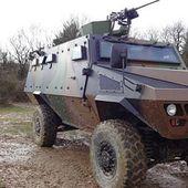 Trois industriels en lice pour livrer 358 véhicules blindés multirôles légers à l'armée de Terre