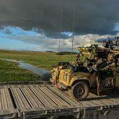 Des soldats britanniques pour aider la Tunisie à protéger sa frontière avec la Libye
