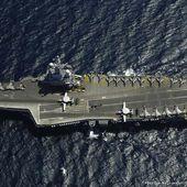 """Le porte-avions Charles de Gaulle sera engagé dans les opérations en Irak """"si nécessaire"""" - Zone Militaire"""