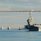 DCNS se tiendra prêt pour la construction d'un nouveau porte-avions... d'ici 15 ans