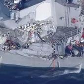Collision avec l'ACX Crystal : le commandant du destroyer USS Fitzgerald relevé de ses fonctions