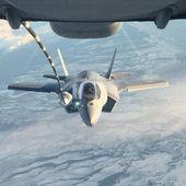 Premier déploiement à l'étranger pour les F-35B des Marines